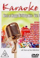 Karaoke DVD - Best of Happy Birthday Hits vol.1 u.a  Beatles, Stevie Wonder NEU