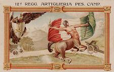 #12° REGGIMENTO ARTIGLIERIA PESANTE CAMPALE