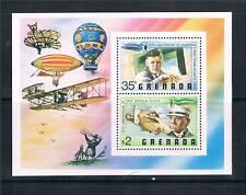 Grenada 1978 1st ZEPPELIN VOLO MS SG 914 Gomma integra, non linguellato