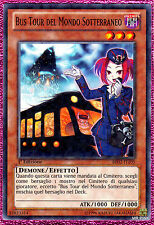 BUST TOUR DEL MONDO SOTTERRANEO  (in Italiano)  BP02-IT105 MOSAICO YUGIOH