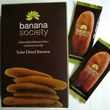 Banana Dried Solar Thai Fruit Sweet Snack Delicious Natural Food preservation