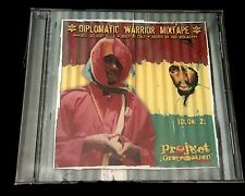 Sizzla - Diplomatic Warrior 100% Exclusives -Lmt. Ed.- 2006 - RARE -SEALED- NEW