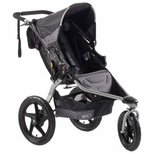BOB Revolution SE Single Jogging Stroller Black £600