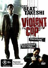 Violent Cop (DVD, 2005)**R Rated*By Beat Takeshi*
