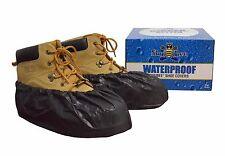ShuBee® Waterproof Shoe Covers - Black (40 Pair)