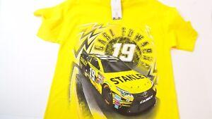 NASCAR Carl Edwards Camry #19 Stanley Alstyle Tee Shirt,Joe Gibbs Racing
