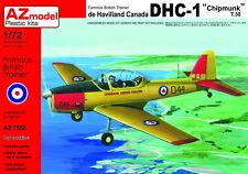 """AZ Model 1/72 de Havilland Canada DHC-1 """"Tamia"""" T.30 # 7558"""