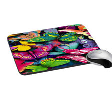 Butterfly Digitally Printed Mouse Pad Mouse Pad Mat Anti Skid Non Slip Mouse Pad