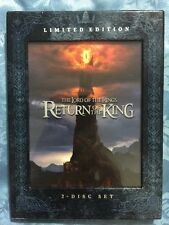 The Lord of the Rings: The Return of the King / DVD / 2 Disc Limited Edition