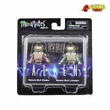 Aliens Minimates Series 3 Space Suit Dallas & Space Suit Lambert