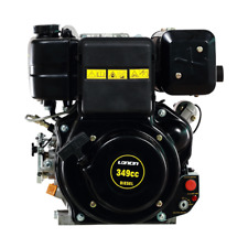 LONCIN 7HP ELECTRIC START DIESEL ENGINE SINGLE CYLINDER YANMAR LOMBARDINI HATZ