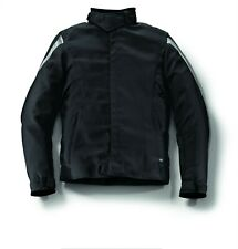 BMW TOURSHELL JACKET BLACK MENS SIZE 50 76118568041