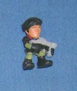 2013 GI Joe Micro Force figure FLINT V.1 figurine S1-18 no stand JTC