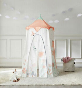Portable Pop Up Play Tent Kids Girl Princess Castle Indoor Outdoor House + Case