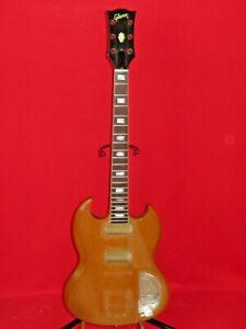Gibson 1972 Lite Brown SG Deluxe Body & Neck