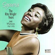 SYREETA - THE RITA WRIGHT YEARS: RARE MOTOWN 1967-1970   CD NEUF