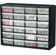 Storage Organizer Cabinet Beads Craft Screws Nails Nuts Bolts Parts Lego Bin Box