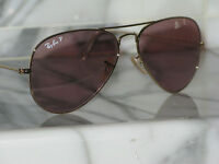 Ray-Ban Aviator Sunglasses. New. Authentic. RB3025. Made in Italy.