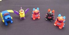 McDonalds Happy Meals Sega Toys 2000 Set of 5