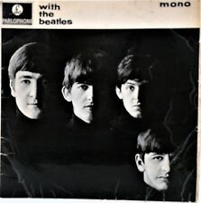 THE BEATLES~WITH THE BEATLES~PMC 1206~MONO~K/T STAMP~1963 UK VINYL LP