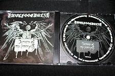 """WOLFSSCHREI """"Demons Of My Innerself"""" 2008, Underground Black Metal Germany neu,"""
