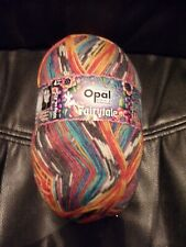 Opal Fairytale Pullover/Sock Yarn Wool Blend Germany 465 Yd Skeins 9 Available