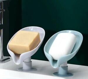 2 Pack Soap 🧼 Holder Self Draining!