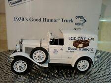 Danbury Mint 1930'S Good Humor Truck 1:24 Nos. Undisplayed.Pristine.Bran d New