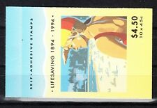 Australia Scott 1366b Mint Nh booklet (Catalog Value $29.00)