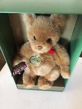 Gund 1989 Collectors Bear Limited Edition
