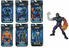 Marvel Legends Fantastic Four Set of 6 Action Figures Super Skrull BAF IN STOCK