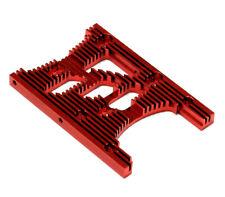 Integy RC Model T6978RED HD Engine Heatsink Plate for HPI Savage XL & X 4.6 RTR
