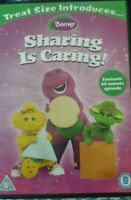 Barney Sharing is caring  DVD (2009)