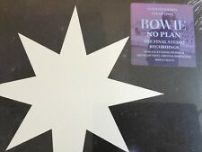 "DAVID BOWIE No Plan 12"" EP 4 TRACKS CLEAR VINYL SEALED"