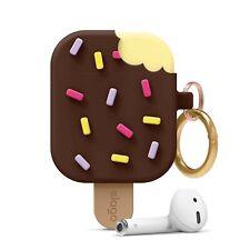 AirPods Case - elago® Ice Cream Case [Chocolate]