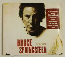 Bruce Springsteen Magic CD UK 2007 Portada ecopack