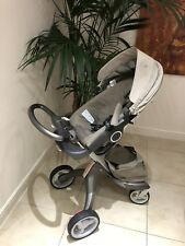 stokke xplory v3 Pushchair With Accessories Including Buggy Board
