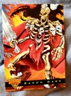 1995 Fleer Ultra Skeleton Warriors Glow in the Dark 5 Card Insert Set MINT RARE
