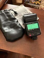 Nikon Speedlight Sb-28 Hot Shoe Flash Tested and Working