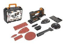 WORX WX820 18V (20V MAX) Cordless Multi-Sander