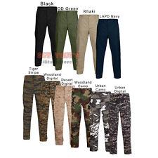 Propper Uniform BDU Tactical Pants Zipper Fly 60/40 Poly Cotton Ripstop New