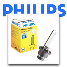 Authentic Philips D4S HID Upgrade Xenon Bright WHITE OEM 200% More Light Bulb