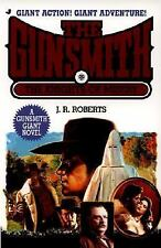 The Knights of Misery (Gunsmith Giant #12)-ExLibrary