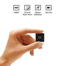 Mini Wireless Hidden spy Camera,Full HD 1080P Portable Small HD Nanny cam with N