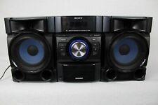 Sony MHC-EC709ip Mini Hi-Fi Component System CD AM-FM iPod Dock Stereo NO REMOTE