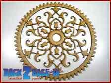 Steampunk Cogs Gears Wheel Laser Cut MDF Decorative Accessory 200mm x 3mm COG1