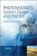 Photovoltaics: System Design and Practice, Häberlin 9781119992851 New+=