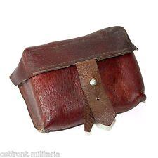 Original Soviet SVT-40 leather ammo pouch 1941