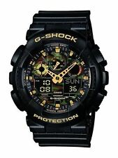 Casio G-shock Chronograph Alarm Camouflage GA-100CF-1A9ER Watch