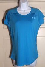 Under Armour M Heatgear Short Sleeve Athletic Shirt- Free Shipping!